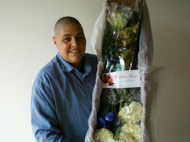 Mario The Flowerman Perla Farms Wedding Flowers Nationwide
